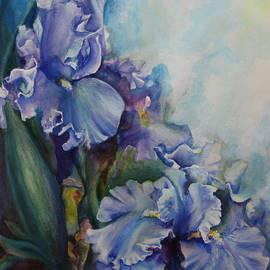 Mary Wykes - An Iris for My Love