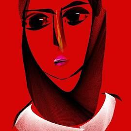 Anatolian Woman by Hayrettin Karaerkek