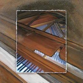 Anita Piano 2 by Anita Burgermeister
