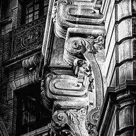 Ansonia Building Detail 49 by Val Black Russian Tourchin