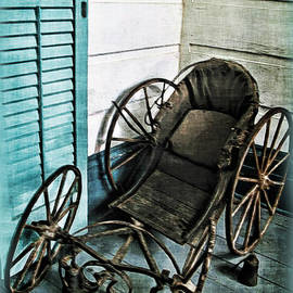 Joan  Minchak - Antique Baby Carriage