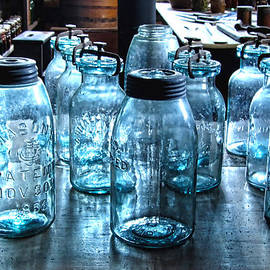 Mark Sellers - Antique Mason Jars
