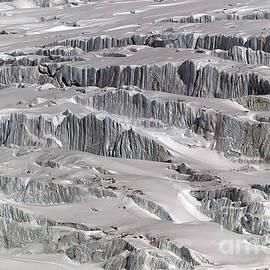 John Gaffen - Argentiere Glacier I