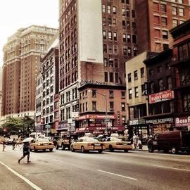 As the Rain Falls - New York City