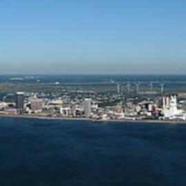 George Miller - Atlantic City Skyline Panoramic