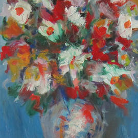 David Abse - Autumn Bouquet