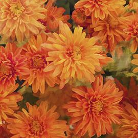 Regina Geoghan - Autumn Garden Impressions