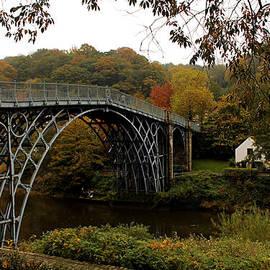 Sarah Broadmeadow-Thomas - Autumn in Ironbridge