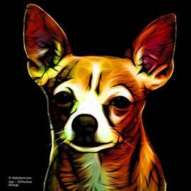James Ahn - Aye Chihuahua - Orange