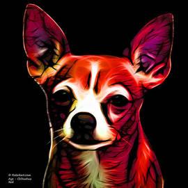 James Ahn - Aye Chihuahua - Red