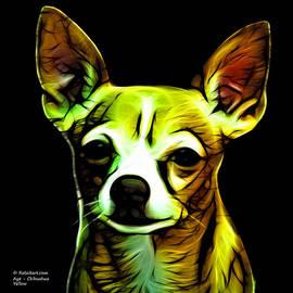 James Ahn - Aye Chihuahua - Yellow