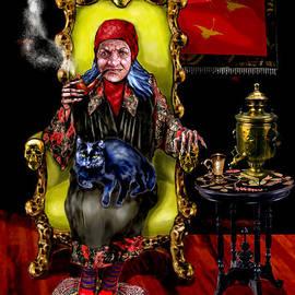 Baba Yaga by Elinor Mavor