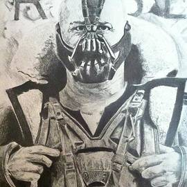 Keith Evans - Bane from The Dark Knight