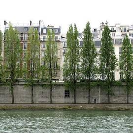 Keith Stokes - Bank of the Seine