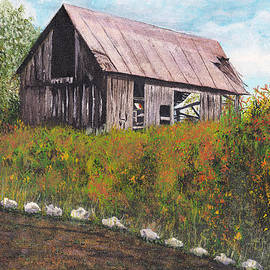 barn Grahamsville NY by Stuart B Yaeger