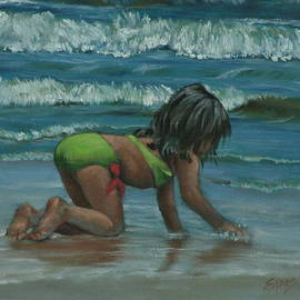 Linda Eades Blackburn - Beach Beauty