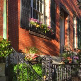 Joann Vitali - Beacon Hill Sidewalks