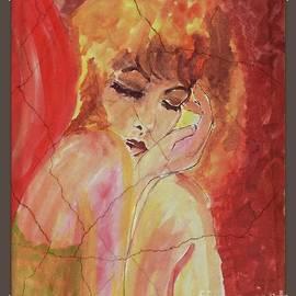 Farfallina Art -Gabriela Dinca- - Beautiful Blonde