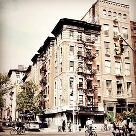 Bicycles - Greenwich Village - New York City