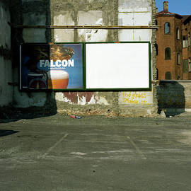 Jan W Faul - Billboard - Malmoe