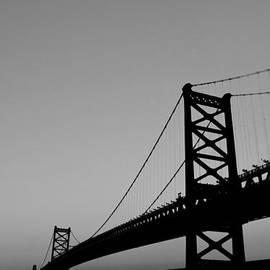 Bill Cannon - Black and White Bridge