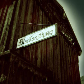 Gabe Arroyo - Blacksmithing