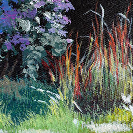 Melody Cleary - Bloodgrass and Asters