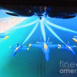Blue Angels by Stanley Morganstein