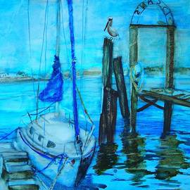Nancy Brennand - Blue Harbor