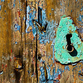 Mark Weaver - Blue Keyhole