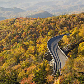 Pierre Leclerc Photography - Blue Ridge Parkway Linn Cove Viaduct