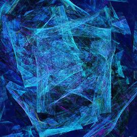 Andee Design - Blue Space Debris