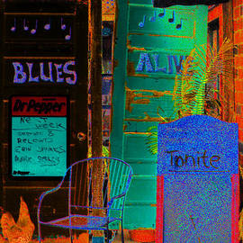 Louis Nugent - Blues Alive Tonite At Sealy Flats