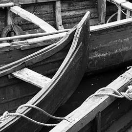 Michael Warford - Boats in Cochin