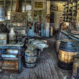 Bodie State Historic Park California General Store by Scott McGuire