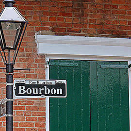Bourbon by Jeanne  Woods