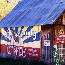 Donna Parlow - Bright and Early Coffee Barn