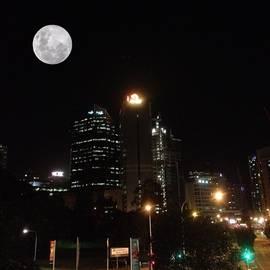 Brisbane Moon