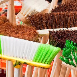 Tom Gowanlock - brooms