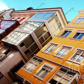 Mary Machare - Buildings - La Coruna Spain