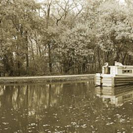 Jan W Faul - C-O Canal Lock 7