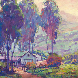David Lloyd Glover - California Ranch Evening