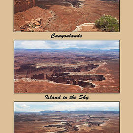 Canyonlands Island in the Sky by Bob and Nancy Kendrick