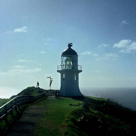 Cape Reinga Lighthouse by Mark Dodd