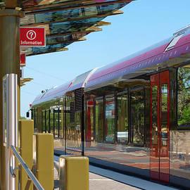 James Granberry - Capital Metro Rail Austin Texas