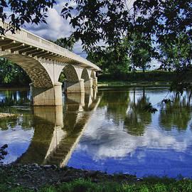 Jim Finch - Carrollton Bridge Over the Wabash