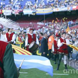 Catalonia Vs Argentina Pre-match by Agusti Pardo Rossello