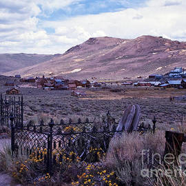 Bodie Ghost Town in California by Stephen Whalen