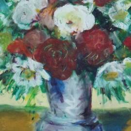 David Abse - Cezanne meets Interflora