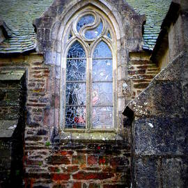 Chapel Window by Lainie Wrightson